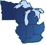 Great Lakes Regional Map